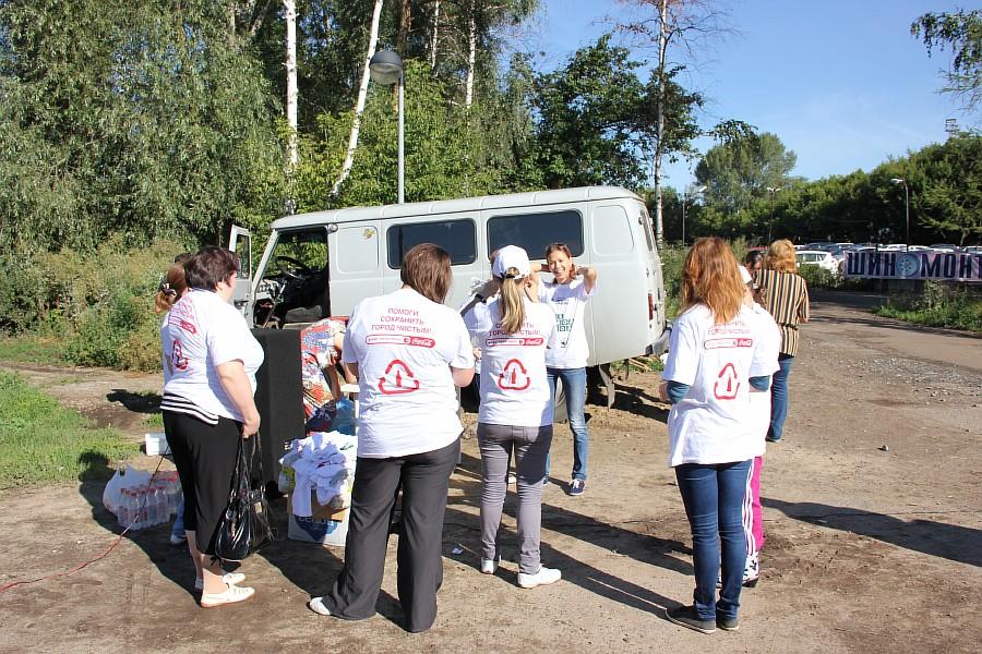 Парк Молодоженов Казань Блогер против мусора 2012 Зеленый парк  01