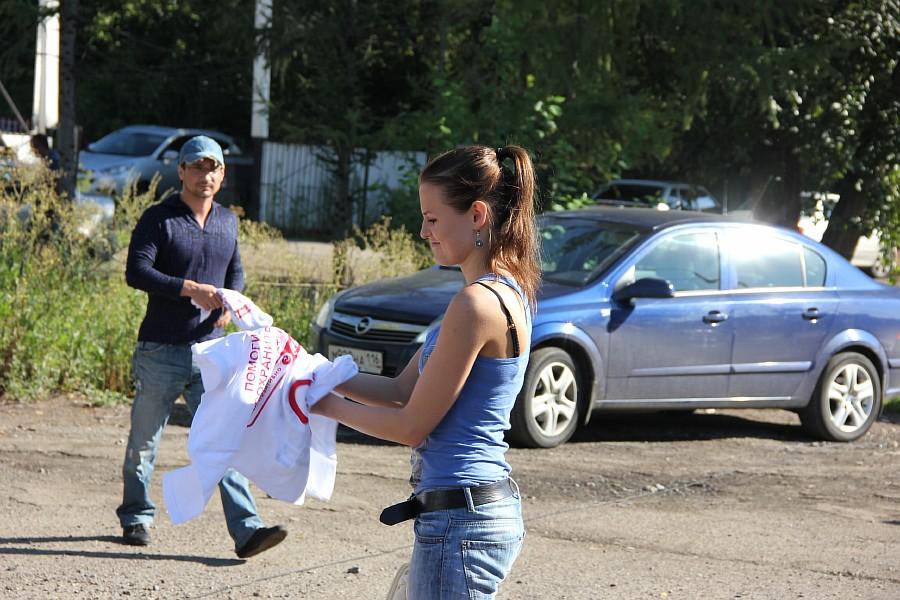 Парк Молодоженов Казань Блогер против мусора 2012 Зеленый парк  02