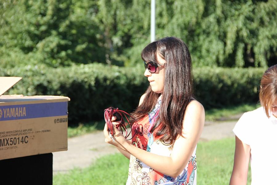 Парк Молодоженов Казань Блогер против мусора 2012 Зеленый парк  03