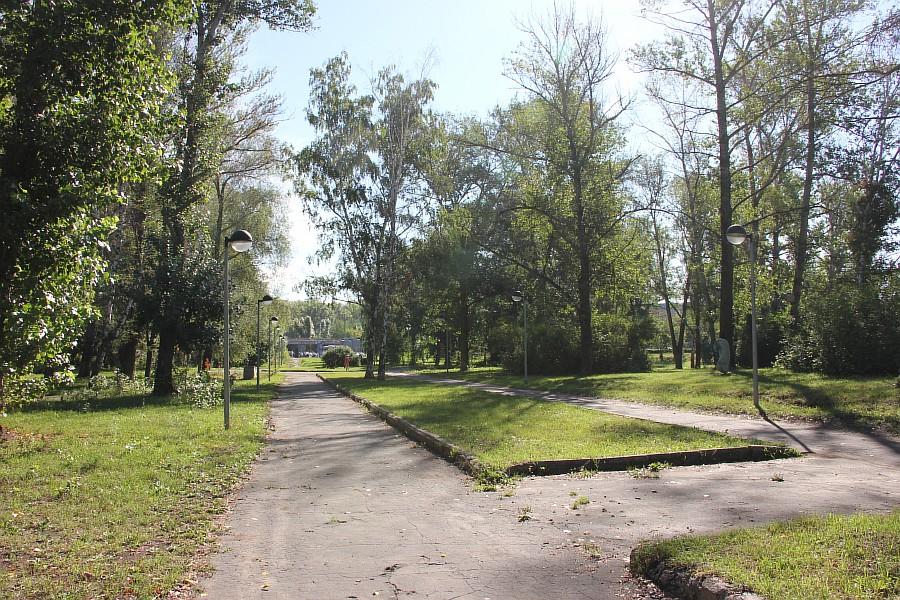 Парк Молодоженов Казань Блогер против мусора 2012 Зеленый парк  07