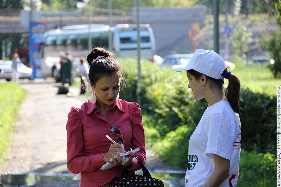 Парк Молодоженов Казань Блогер против мусора 2012 Зеленый парк  10