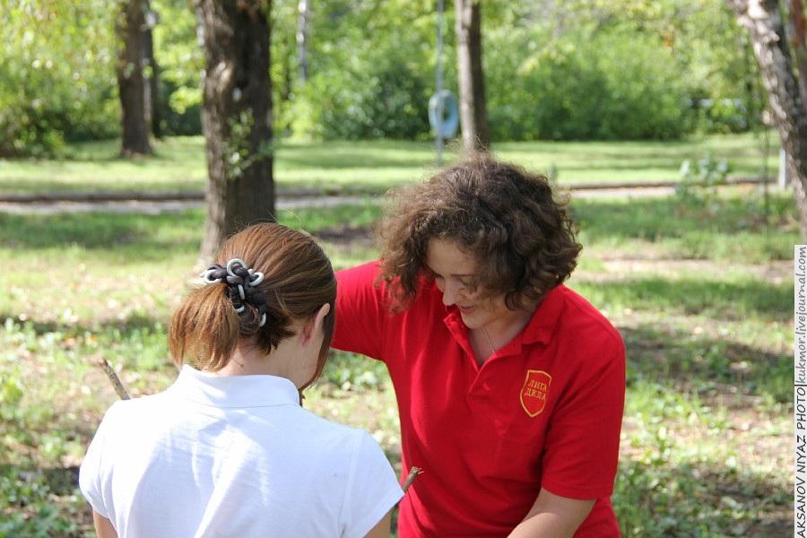 Парк Молодоженов Казань Блогер против мусора 2012 Зеленый парк  27