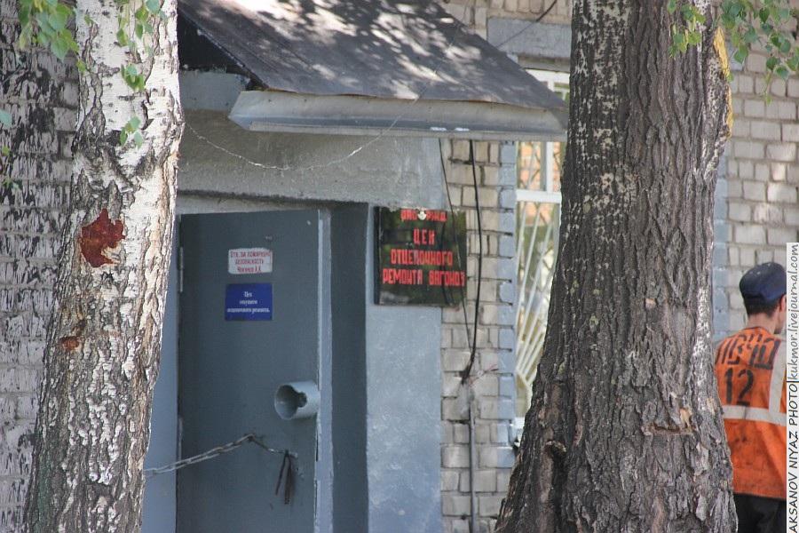 Парк Молодоженов Казань Блогер против мусора 2012 Зеленый парк  48