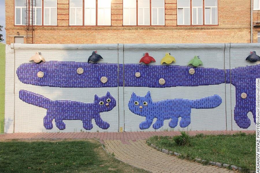 Пейзажная аллея Киев 2012 kukmor 03