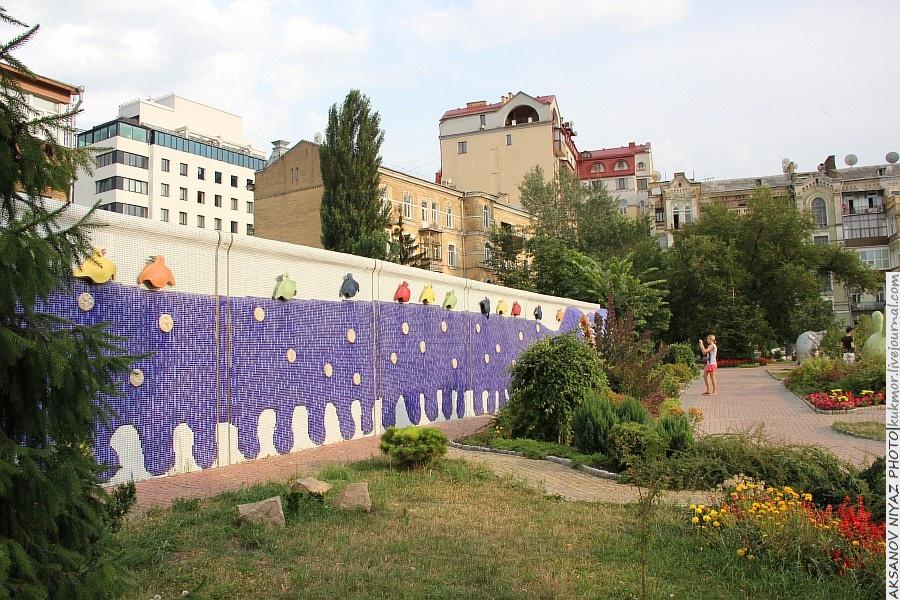 Пейзажная аллея Киев 2012 kukmor 04