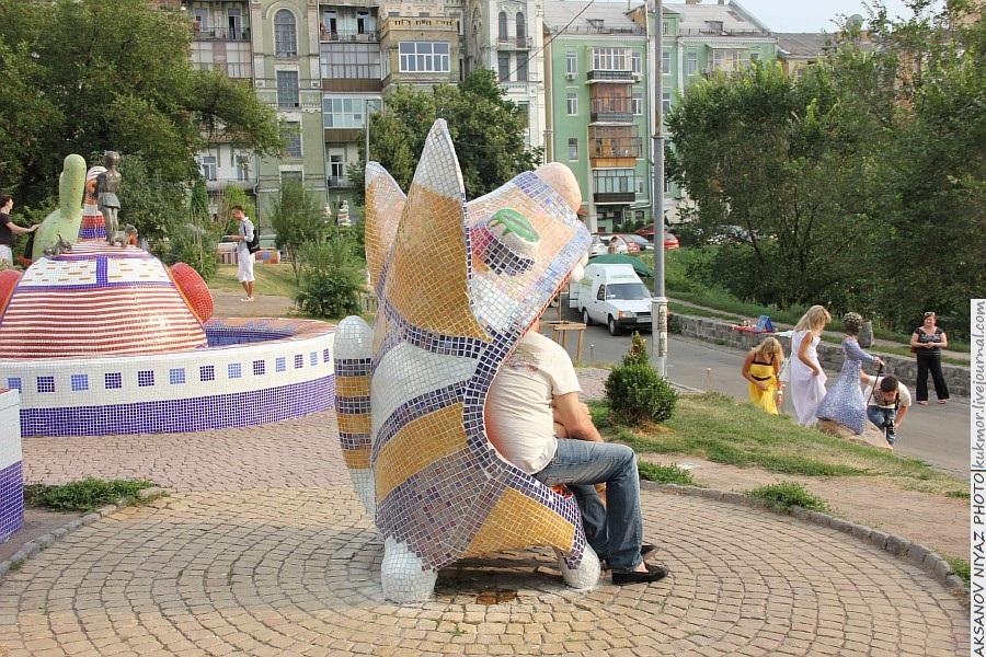 Пейзажная аллея Киев 2012 kukmor 05