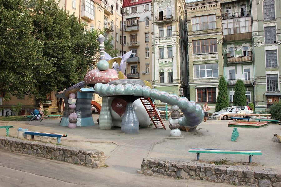 Пейзажная аллея Киев 2012 kukmor 13