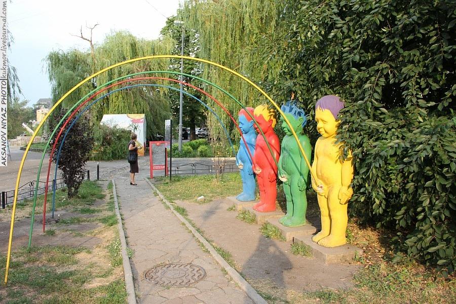 Пейзажная аллея Киев 2012 kukmor 22
