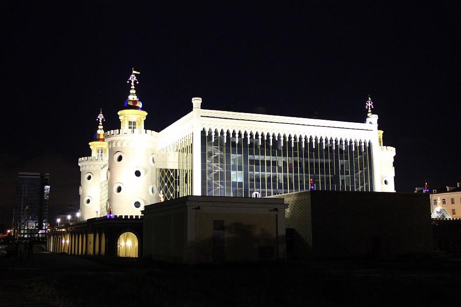 Театр кукол - ЭКИЯТ, Казань, Аксанов Нияз, фотография, kukmor,