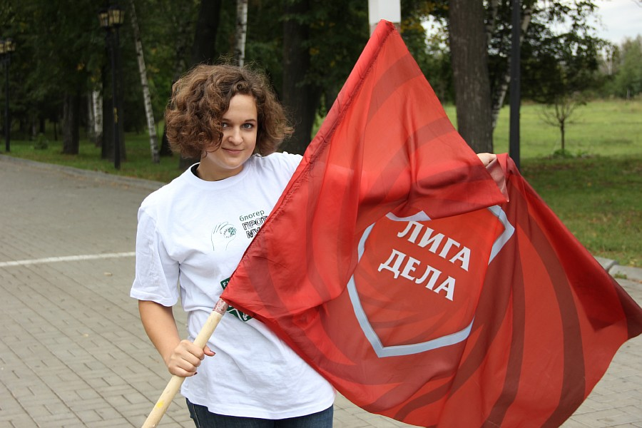 25 августа 2012 субботник в Казани 49