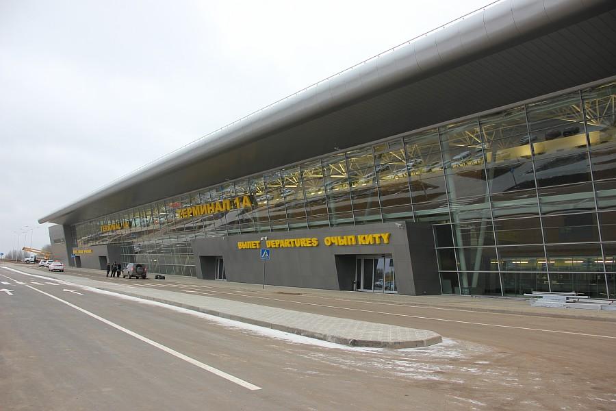 Казань Аэропорт новый Терминал 1А  Универсиада2013   IMG_3822