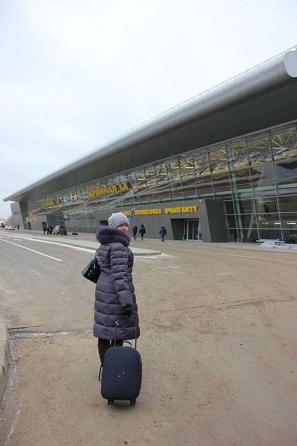 Казань Аэропорт новый Терминал 1А  Универсиада2013   IMG_3851