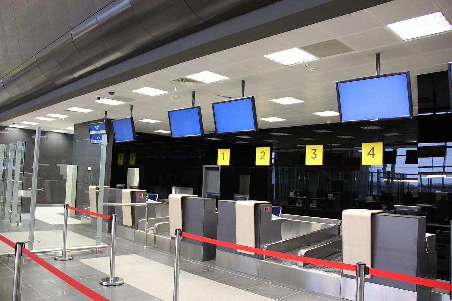 Казань Аэропорт новый Терминал 1А  Универсиада2013   IMG_3853