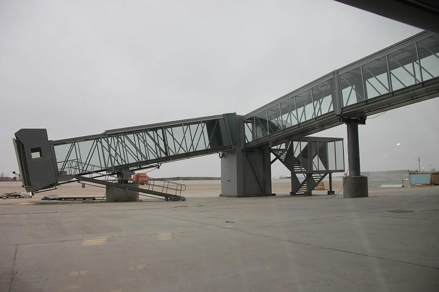 Казань Аэропорт новый Терминал 1А  Универсиада2013   IMG_3867
