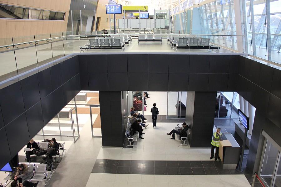 Казань Аэропорт новый Терминал 1А  Универсиада2013   IMG_3879