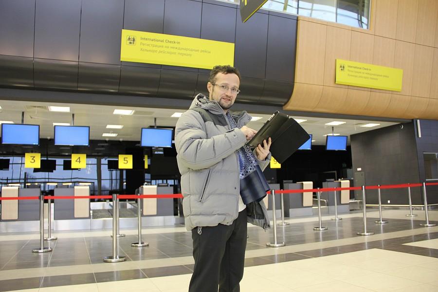Казань Аэропорт новый Терминал 1А  Универсиада2013  IMG_3864
