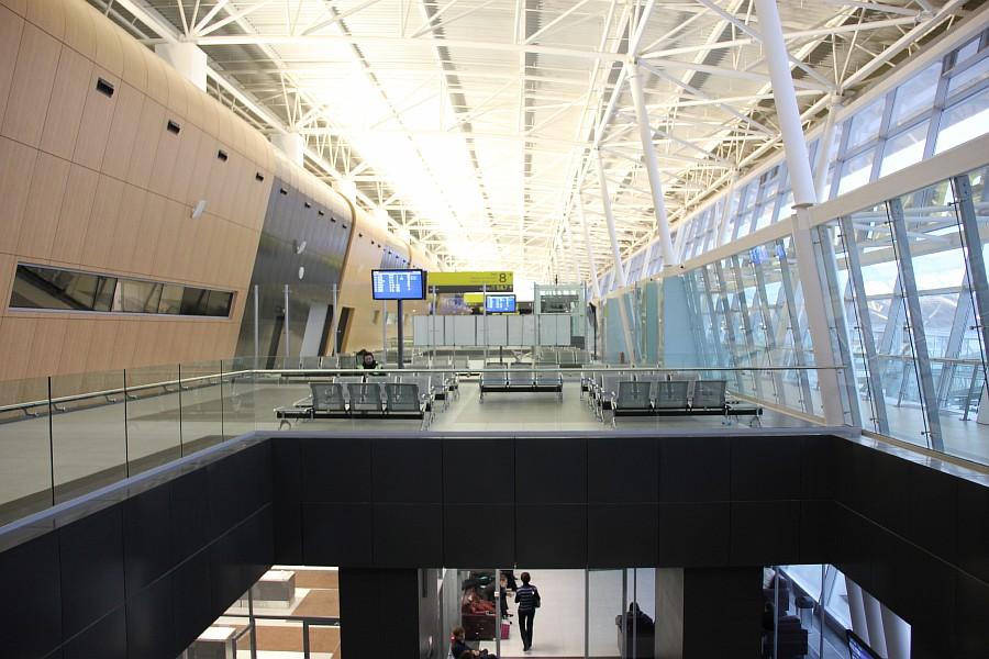 Казань Аэропорт новый Терминал 1А  Универсиада2013  IMG_3880