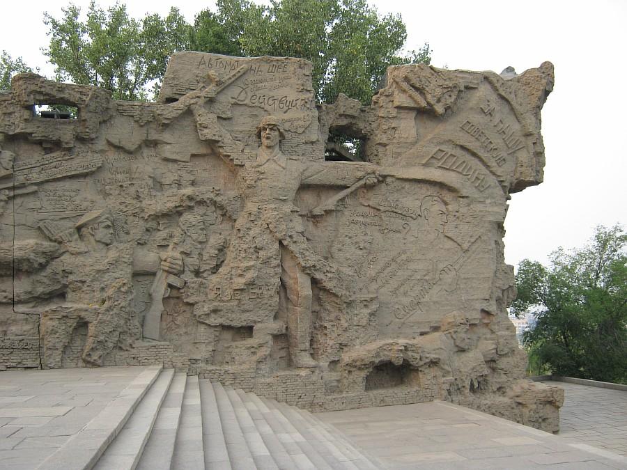 Волгоград Мамаев Курган Аксанов Нияз 2010 090