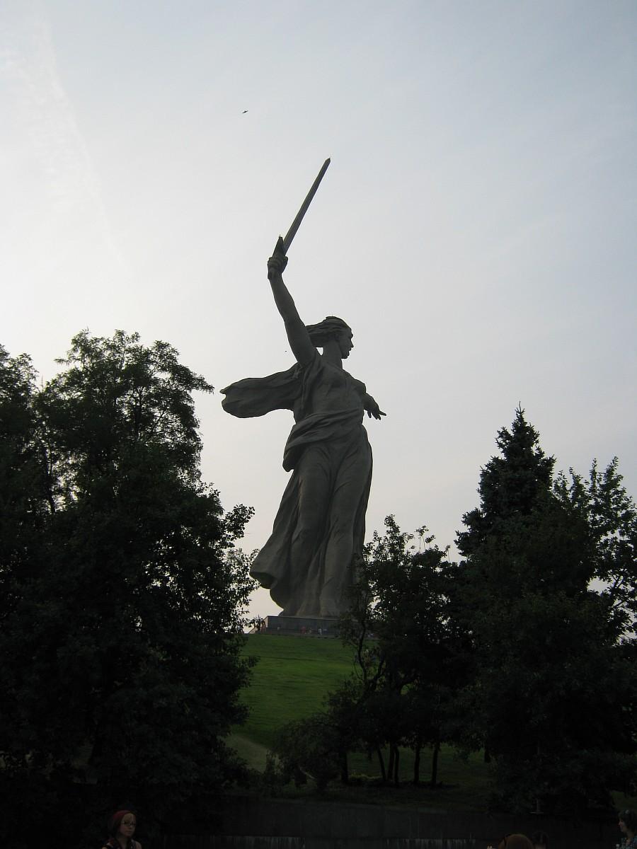 Волгоград Мамаев Курган Аксанов Нияз2010 068
