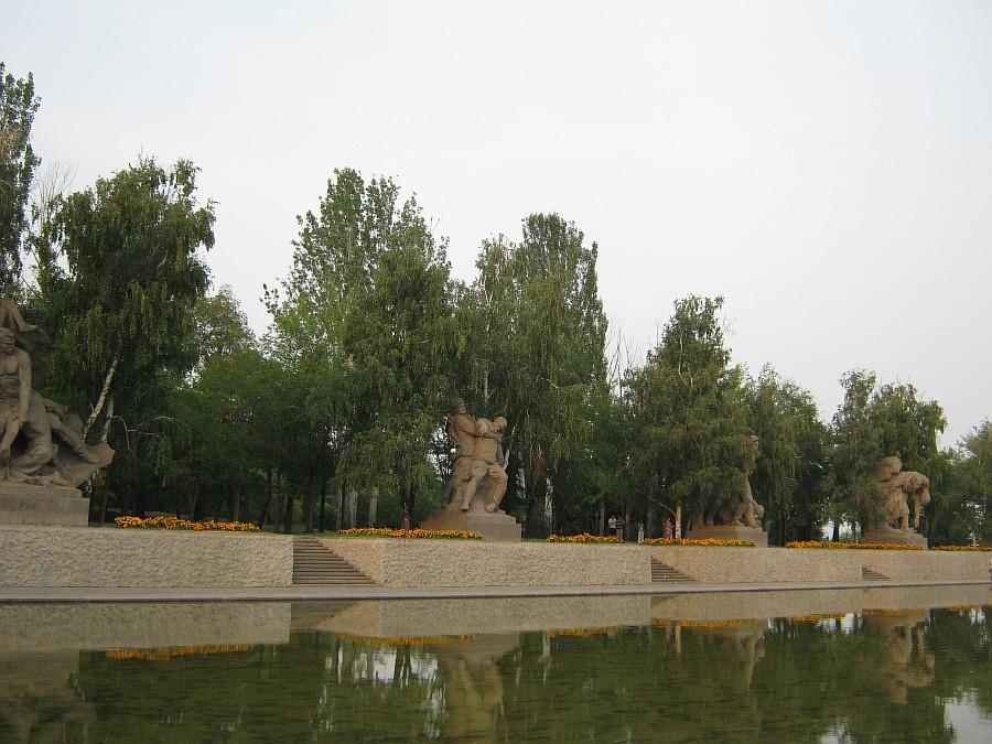 Волгоград Мамаев Курган Аксанов Нияз2010 085