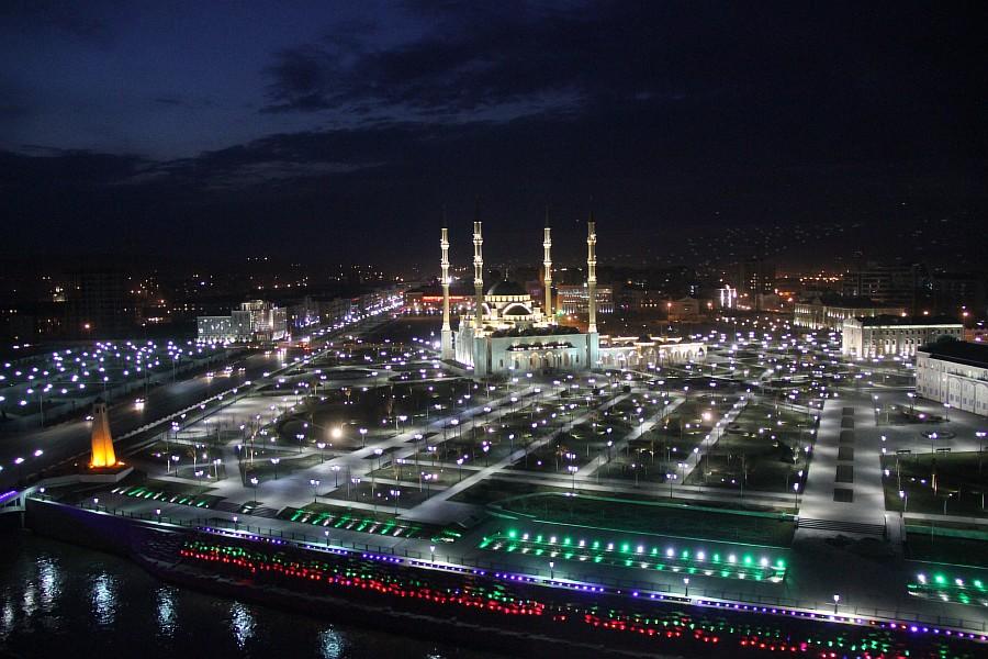 Мечеть Сердце Чечни, Грозный IMG_2165