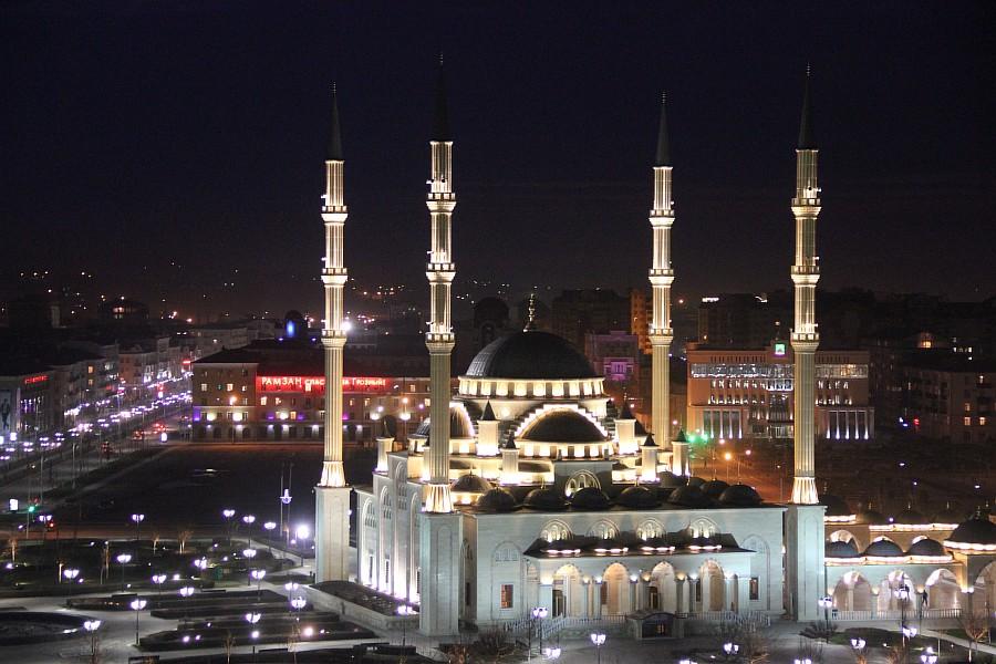Мечеть Сердце Чечни, Грозный IMG_2176