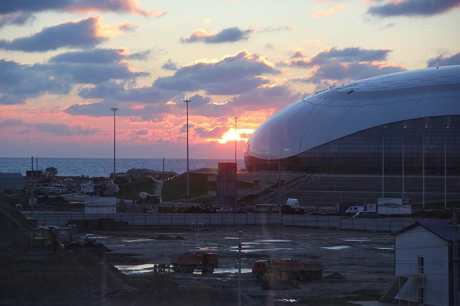 Сочи2014, Sochi2014, путешествия, фотография, Аксанов Нияз, kukmor, олимпиада, объекты в Сочи, Арена Большая, хоккей of IMG_8950