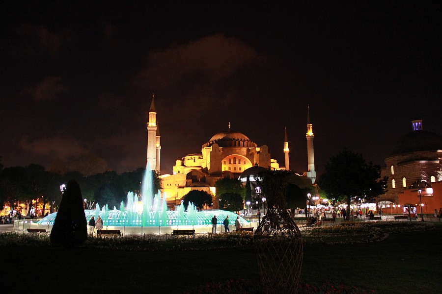 Стамбул, фотография, Голубая мечеть, путешествия, Аксанов Нияз, kukmor, Istanbul, Blue Mosque, фонтан, Султанахмет,  of IMG_5127