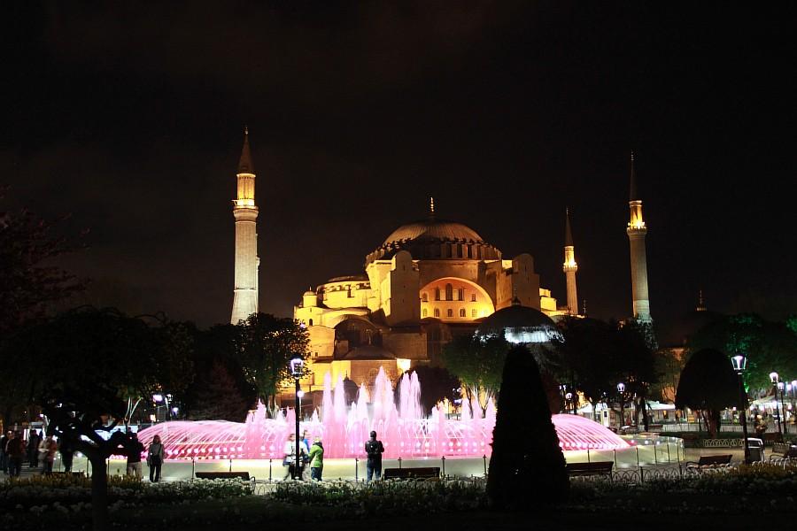 Стамбул, фотография, Голубая мечеть, путешествия, Аксанов Нияз, kukmor, Istanbul, Blue Mosque, фонтан, Султанахмет,  of IMG_5134