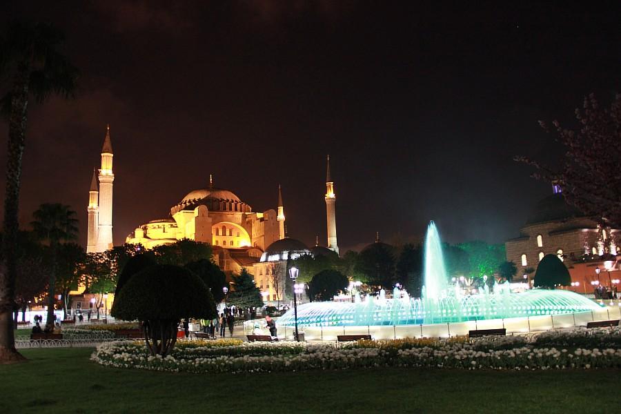 Стамбул, фотография, Голубая мечеть, путешествия, Аксанов Нияз, kukmor, Istanbul, Blue Mosque, фонтан, Султанахмет,  of IMG_5152