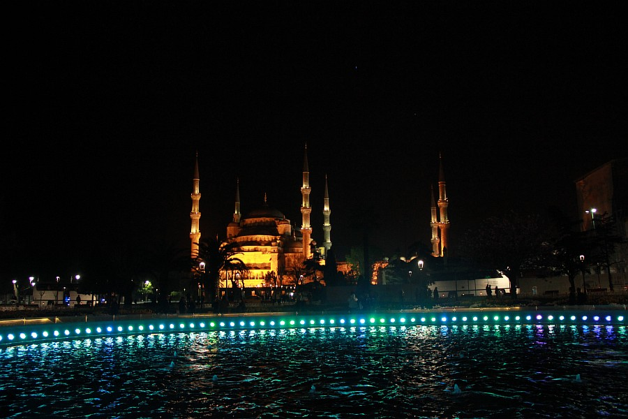 Стамбул, фотография, Голубая мечеть, путешествия, Аксанов Нияз, kukmor, Istanbul, Blue Mosque, фонтан, Султанахмет,  of IMG_5212