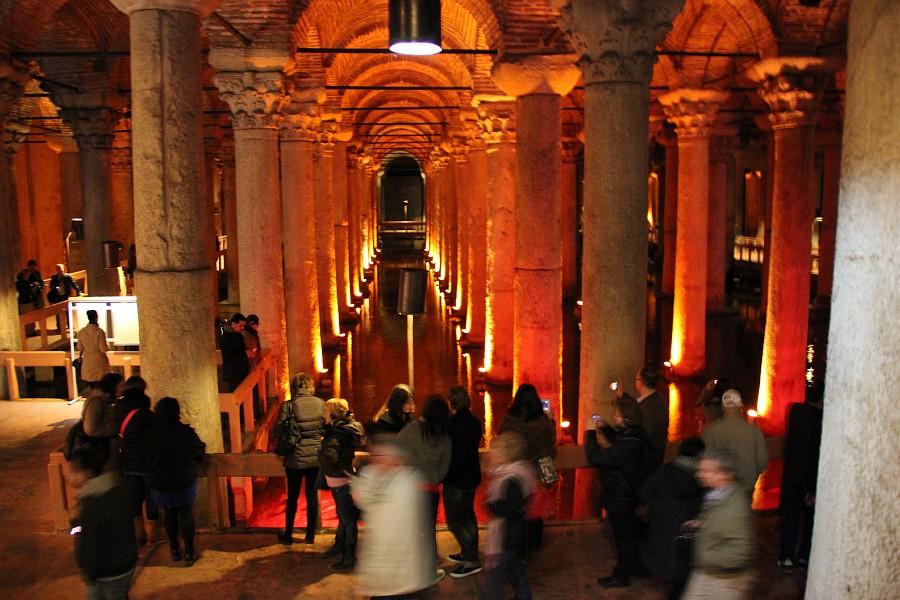 Istanbul, Стамбул, путешествия, фотография, Цистерна Базилика, Аксанов Нияз, kukmor  of IMG_1466