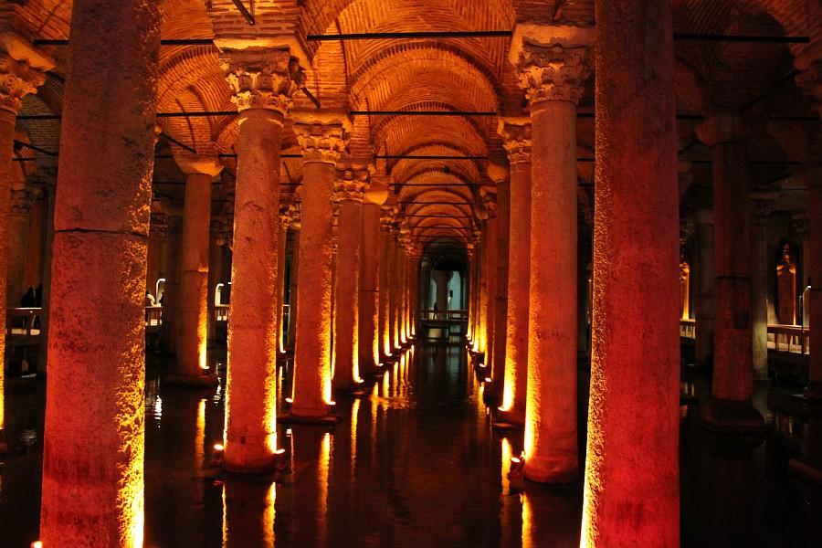 Istanbul, Стамбул, путешествия, фотография, Цистерна Базилика, Аксанов Нияз, kukmor  of IMG_1472