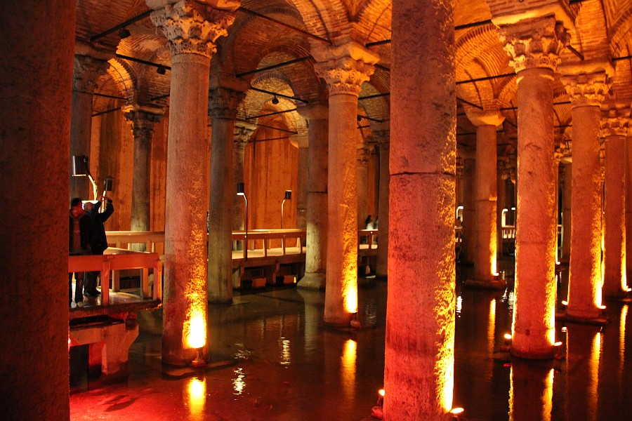 Istanbul, Стамбул, путешествия, фотография, Цистерна Базилика, Аксанов Нияз, kukmor of IMG_1473