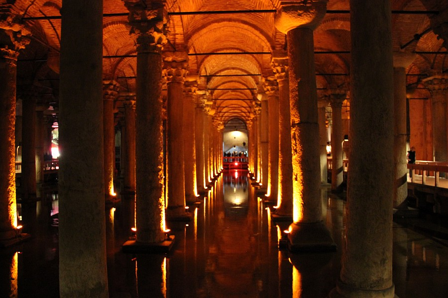 Istanbul, Стамбул, путешествия, фотография, Цистерна Базилика, Аксанов Нияз, kukmor of IMG_1495