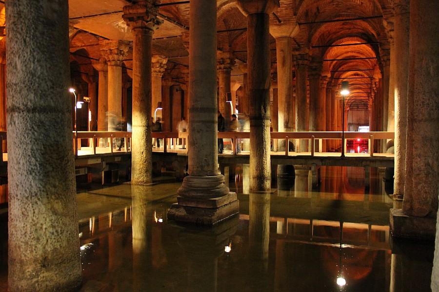 Istanbul, Стамбул, путешествия, фотография, Цистерна Базилика, Аксанов Нияз, kukmor  of IMG_1504