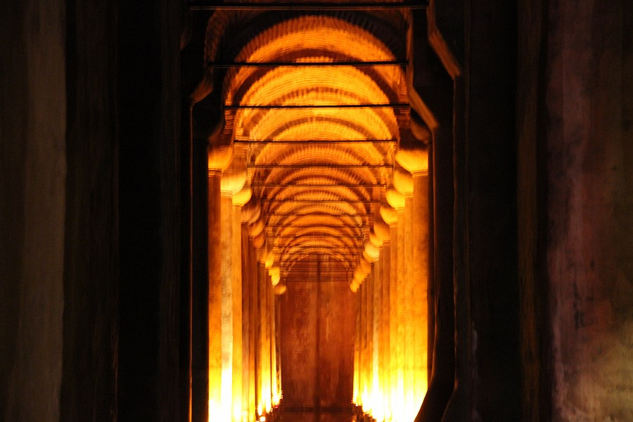 Istanbul, Стамбул, путешествия, фотография, Цистерна Базилика, Аксанов Нияз, kukmor of IMG_1548