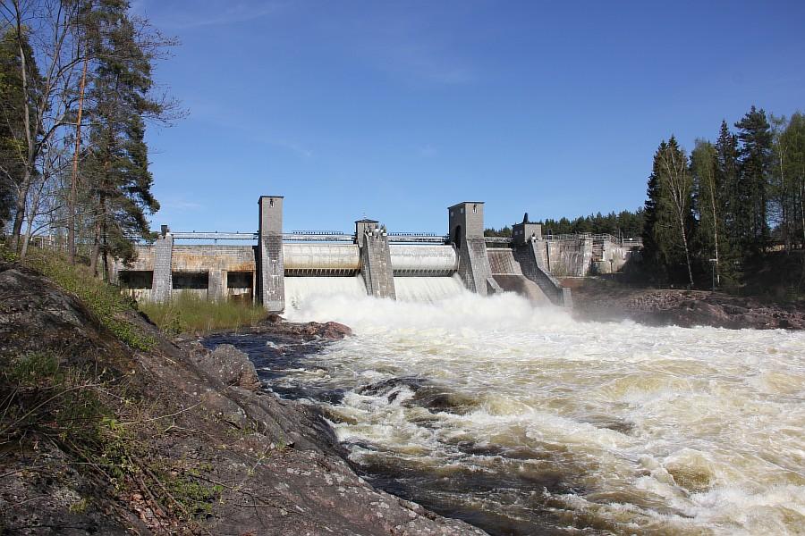 Путешествия, фотография, Иматра, Финляндия, Аксанов Нияз, Kukmor, ГЭС, of IMG_7179