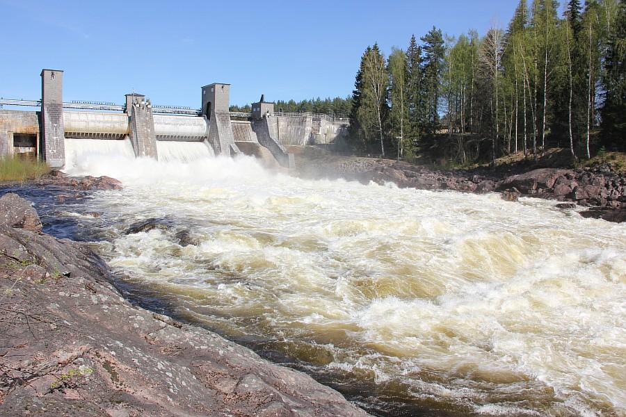 Путешествия, фотография, Иматра, Финляндия, Аксанов Нияз, Kukmor, ГЭС, of IMG_7182