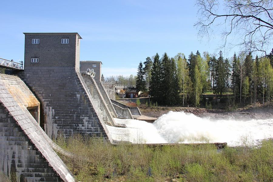 Путешествия, фотография, Иматра, Финляндия, Аксанов Нияз, Kukmor, ГЭС, of IMG_7220