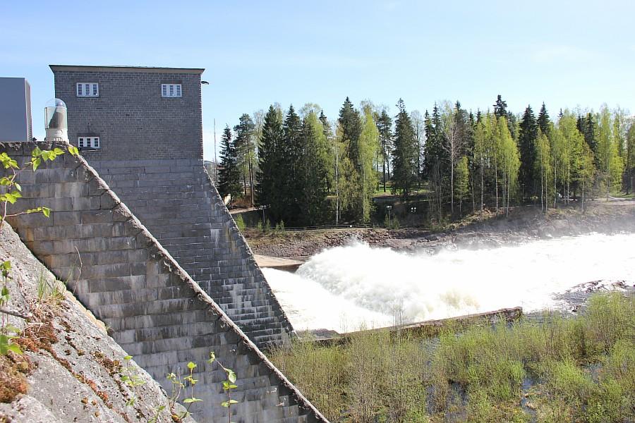 Путешествия, фотография, Иматра, Финляндия, Аксанов Нияз, Kukmor, ГЭС, of IMG_7222