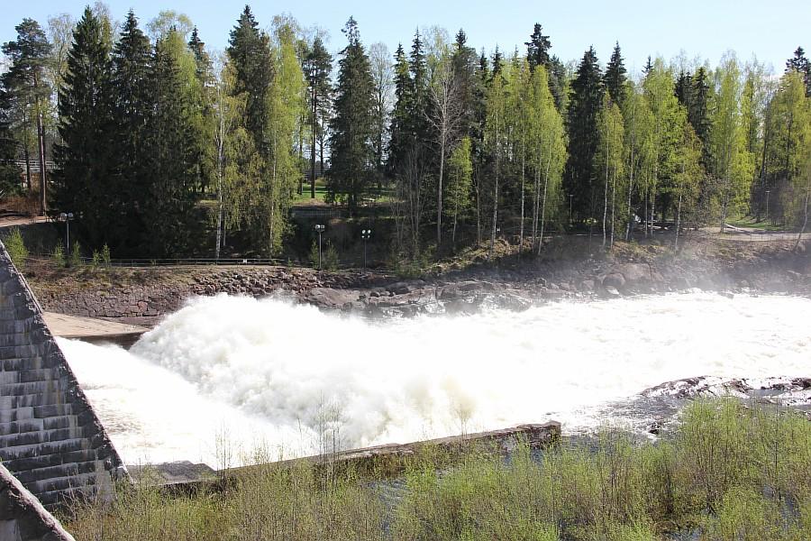 Путешествия, фотография, Иматра, Финляндия, Аксанов Нияз, Kukmor, ГЭС, of IMG_7227
