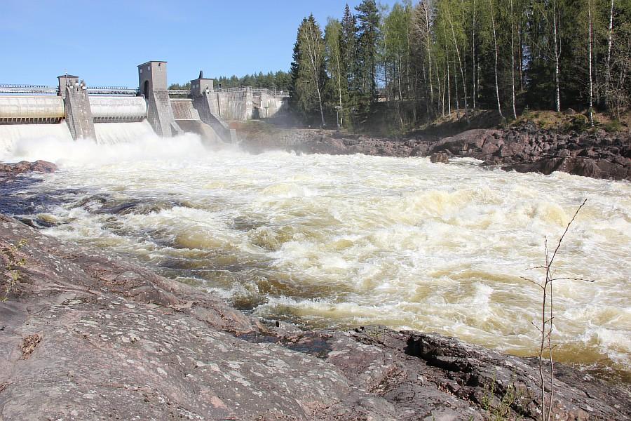 Путешествия, фотография, Иматра, Финляндия, Аксанов Нияз, Kukmor, ГЭС, of IMG_7262