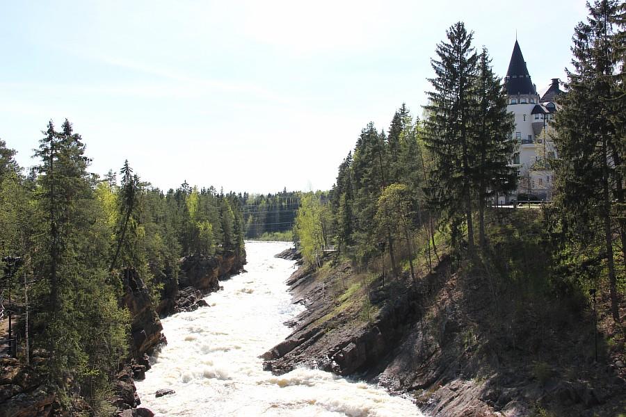 Путешествия, фотография, Иматра, Финляндия, Аксанов Нияз, Kukmor, ГЭС, of IMG_7276