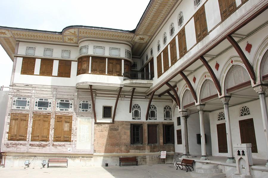 Как выбирали наложниц для султанов