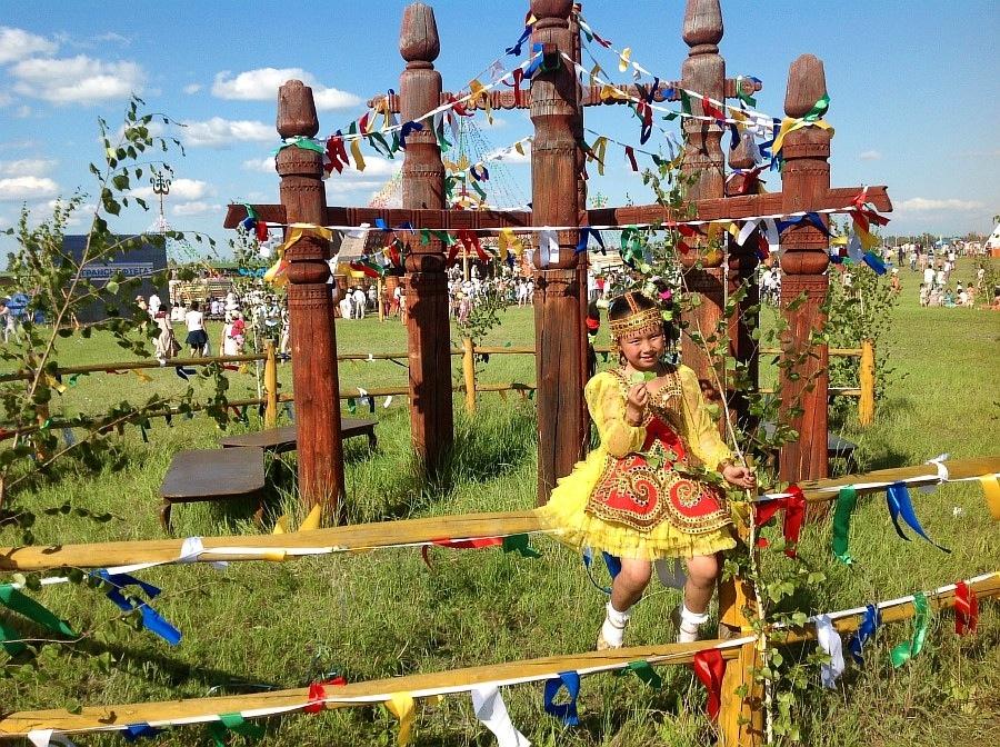 Главный якутский праздник - Ысыах - АКСАНОВ НИЯЗ
