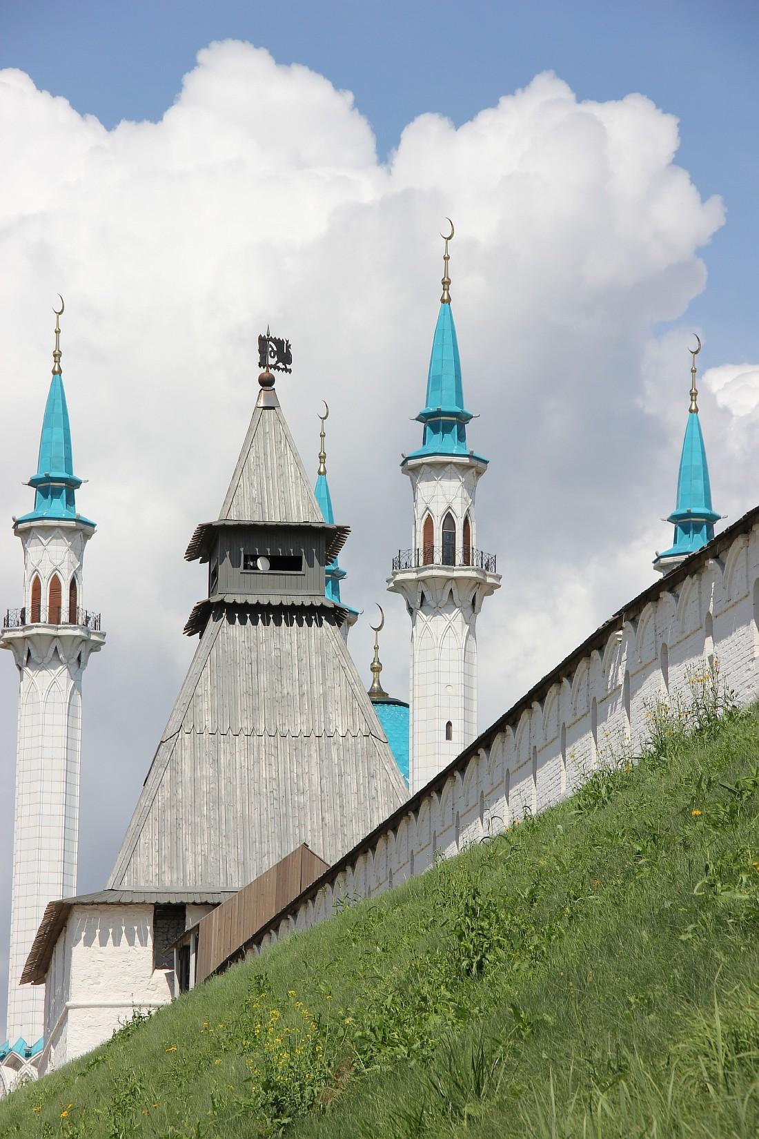 1 Кремль и КулШариф