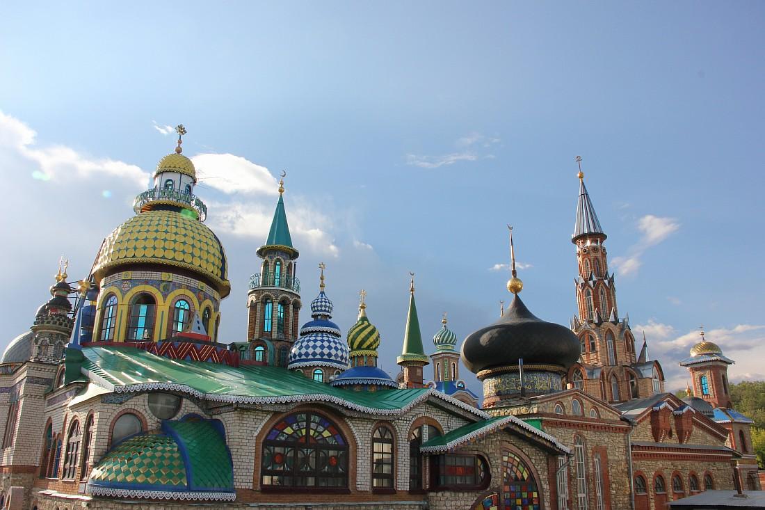 2 Храм всех религий