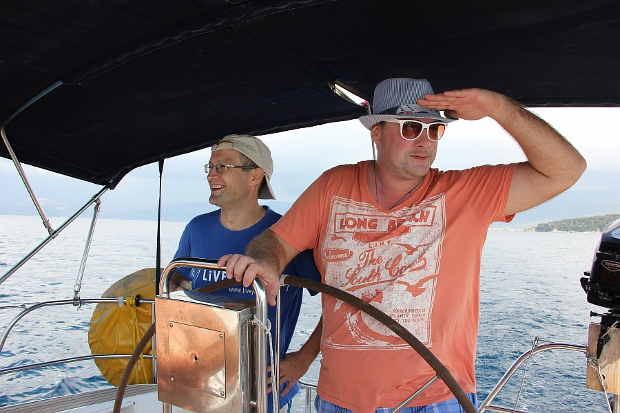 путешествия, фотография, Хорватия, яхта, www.friends.travel, Аксанов Нияз, море  of IMG_2974