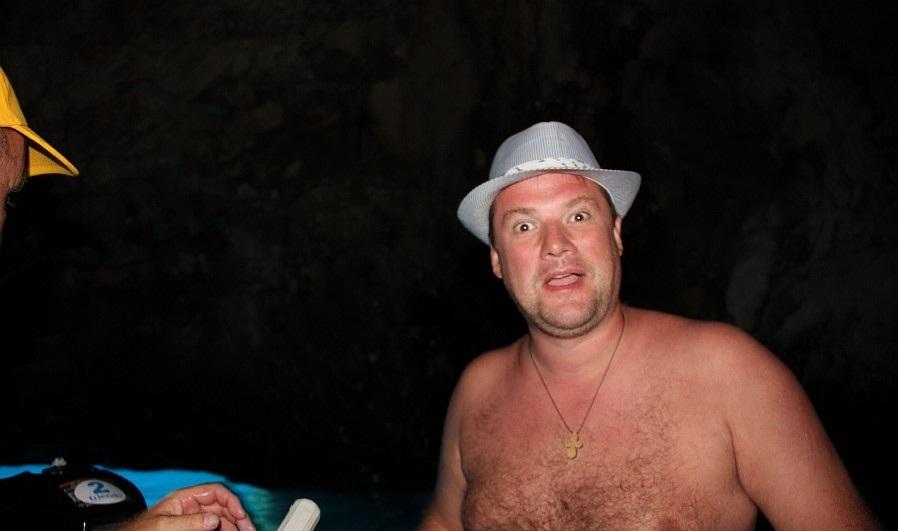 Голубая пещера, путешествия, фотография, Хорватия, яхта, Аксанов Нияз,friendstravel, море  of IMG_5197